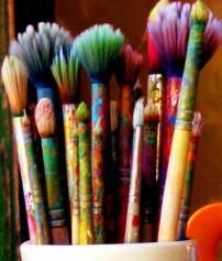 pinceles-de-colores